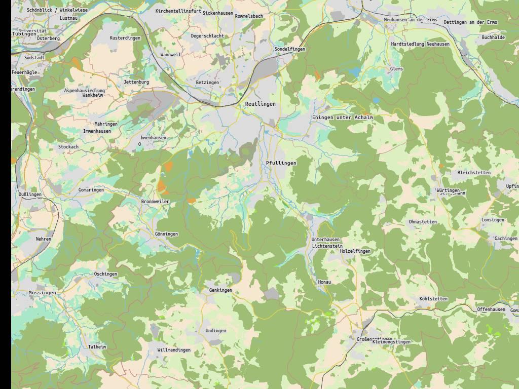 Fahrrad-Routenplaner Niebüll